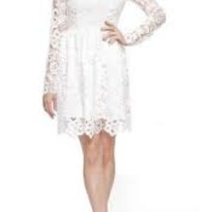 Yumi Kim Summer Stories White Lace Dress XS NWT